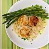 Truffled Shrimp Risotto
