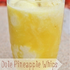 Dole Pineapple Whips