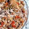Crock-pot Chicken Tacos {Gluten Free}