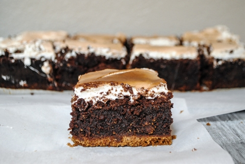 Ultimate Smores Brownie