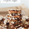 Chocolate Almond English Toffee