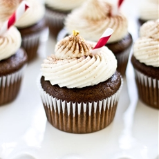 Frappuccino Cupcakes