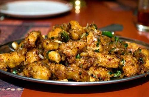 Pepper Chicken Fry