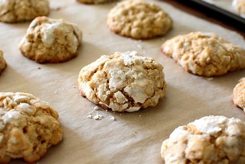 Christina Tosis Grandmas Oatmeal Cookies