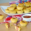 Corn Bread Dog Muffins