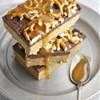 No Bake Peanut Butter Pretzel Bars