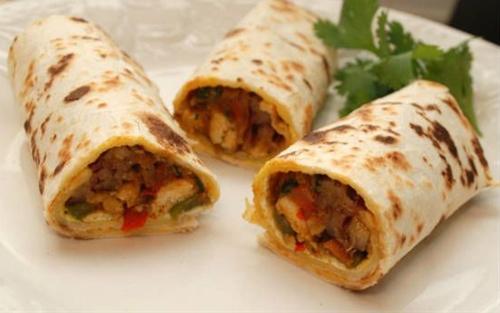 chicken kathi roll recipe  chefthisup