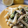 Gluten Free Rigatoni with Lemony Broccoli
