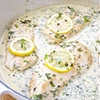 Chicken Cutlets with Lemon