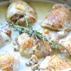 Mustard and Thyme Chicken Skillet