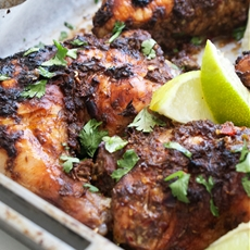Jamaican Chicken