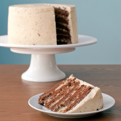 6-Layer Chocolate Elvis Cake