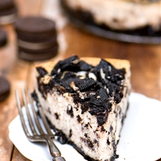 Oreo Vegan Cheesecake