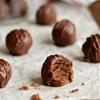 Peanut Butter Pumpkin Truffles