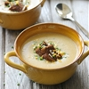 Cauliflower Potato and Leek Soup