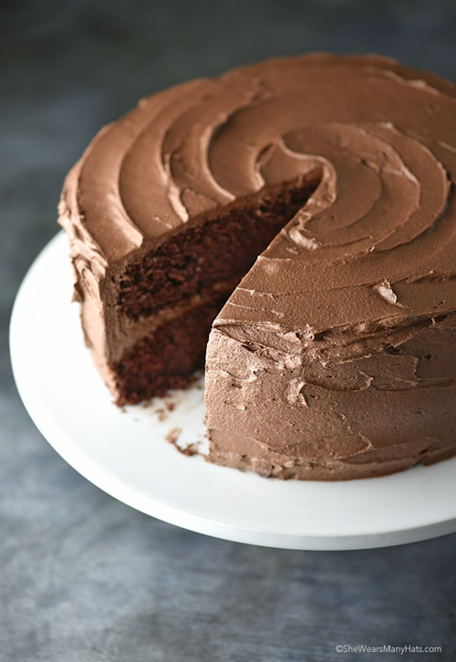 Perfect Chocolate Cake