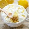 Lemon Cloud Mug Cake