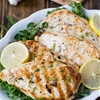 Healthy Grilled Greek Chicken