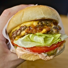 In-N-Outs Double-Double, Animal Style