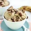 Vegan Cookie Dough Banana Soft