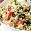 Mediterranean Quinoa and Bean Salad