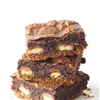 SWEET MENUS LOADED TWIX CHOCOLATE BROWNIES