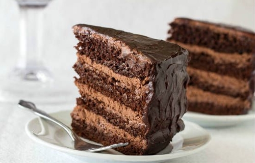 Chocolate Layer Cake