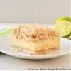 Key Lime Cheesecake Crumb Bars