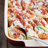 Spinach and Prosciutto Stuffed Shells