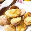 Lemon Salt Roasted Potatoes
