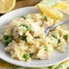 Chicken and Lemon Parmesan Risotto