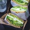 Green Goddess Sandwiches