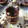 Nutella Chocolate Fudge Cookie Cups