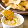 Whipped Feta Dip with Garlic Pita Chips