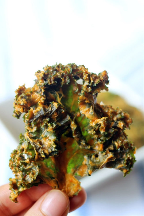 Best Ever Kale Chips