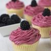 Vanilla Cupcakes with Lemon Curd Filling