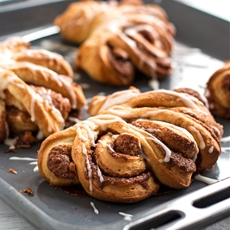 Cinnamon Roll Swirls