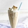 Toasted Marshmallow Peanut Butter Milkshake