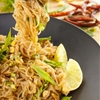 Vegan Shirataki Pad Thai