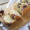 Cherry Cream Crumb Cake