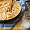 Three Cheese Stovetop Mac and Cheese