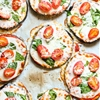 Eat Good 4 Life Eggplant pizza