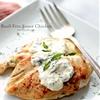 Basil-Feta Sauce Chicken