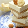 Banana Pudding Cheesecake Blondies