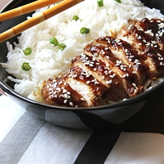 Chicken Teriyaki – Low Calorie