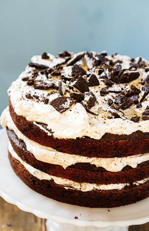 Mississippi Mudslide Cake