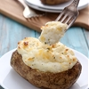 Sour Cream Twice Baked Potatoes