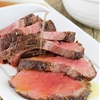 Roasted Beef Tenderloin with Garlic Brown Butter Sauce