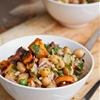 Sweet Potato and Chickpea Salad {Gluten-Free, Vegan}