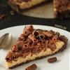 Healthier Peanut Butter Pie (grain-free)